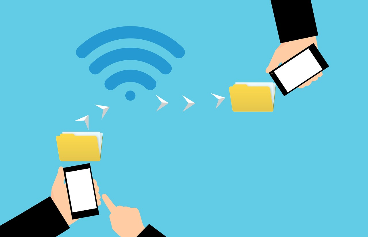 Wifi Direct Technology File  - mohamed_hassan / Pixabay